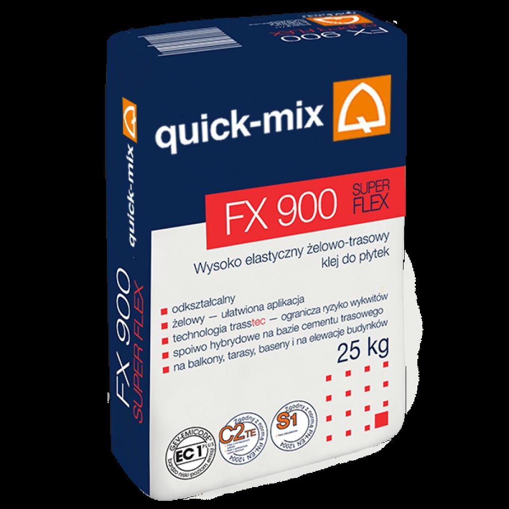 QUICK-MIX розчин клейoвий FX 900 Super Flex