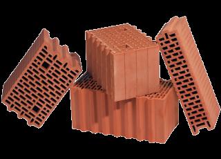 Керамічні блоки Porotherm