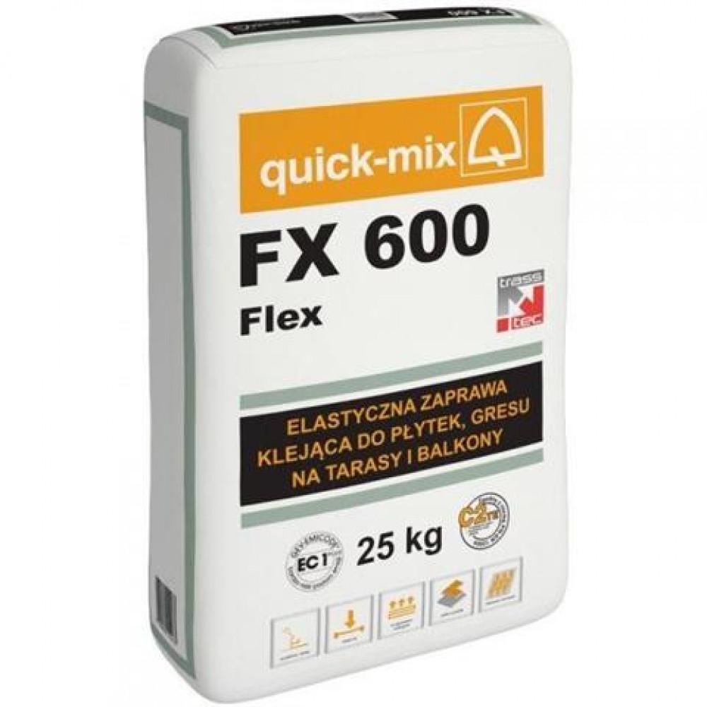 QUICK-MIX розчин клейовий FX 600 Flex
